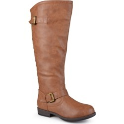 Journee Collection Women's Extra Wide Calf Spokane Boot Women's Shoes found on Bargain Bro Philippines from Macy's for $83.00