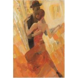 Albena Hristova Tango Dancers Canvas Art - 27