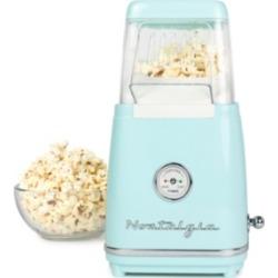 Nostalgia CLHAP12AQ Classic Retro 12-Cup Hot Air Popcorn Maker