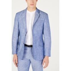 Tasso Elba Men's 100% Linen 2-Button Blazer, Created for Macy's found on MODAPINS from Macy's for USD $119.50