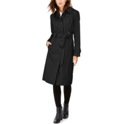 London Fog Hooded Maxi Trench Coat found on MODAPINS from Macys CA for USD $88.99
