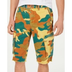 Guess Men's Camo Cargo Shorts found on MODAPINS from Macy's for USD $79.00