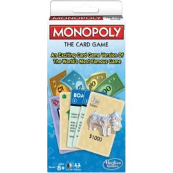 Monopoly - The Card Game