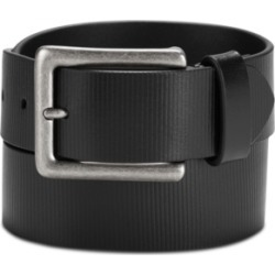 Calvin Klein Jeans Men's Textured Leather Belt found on MODAPINS from Macy's for USD $24.00