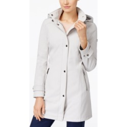 Calvin Klein Hooded Raincoat found on MODAPINS from Macy's for USD $59.93