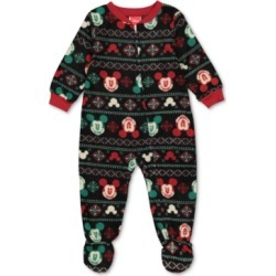 Matching Baby Holiday Mickey & Minnie Family Pajama Set found on Bargain Bro India from Macy's for $13.99