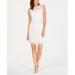 c702e32f Jessica Howard Petite Lace Sheath Dress found on MODAPINS from Macy's for  USD $89.00