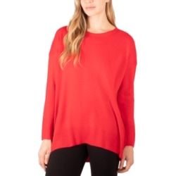 Ny Collection High-Low Sweater found on MODAPINS from Macy's for USD $26.40