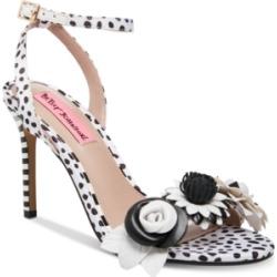 Betsey Johnson Fluer Dress Sandals Women's Shoes