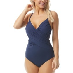 Coco Reef Contours Sterling Bra-Sized One-Piece Swimsuit Women's Swimsuit found on Bargain Bro from Macy's for USD $98.80