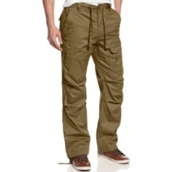 Sean John Men's Big and Tall Pants, Pleat Pocket Flight Cargo Pants found on Bargain Bro India from Macy's for $44.70
