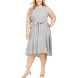 Calvin Klein Plus Size High-Low Dress found on Bargain Bro India from Macy's for $39.93
