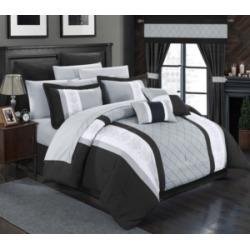 Chic Home Danielle 24-Pc King Comforter Set Bedding