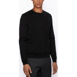 Boss Men's Rakao Regular-Fit Sweater found on MODAPINS from Macy's for USD $178.00