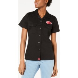 Dickies Short-Sleeve Graphic Work Shirt found on MODAPINS from Macy's for USD $40.50