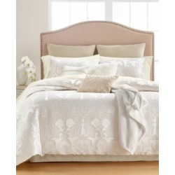 Martha Stewart Collection Chateau Antique Filigree 14-Pc. King Comforter Set, Created for Macys Bedding