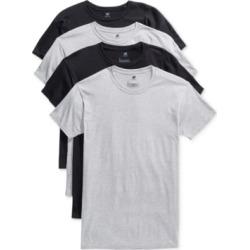 Hanes Men's 4-Pk. Platinum ComfortFit Crew Neck T-Shirts found on Bargain Bro India from Macy's Australia for $28.36