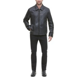 Cole Haan Men's Leather Jacket found on MODAPINS from Macys CA for USD $251.30