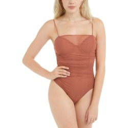 Guess Pati Mesh Bodysuit found on MODAPINS from Macy's for USD $51.75