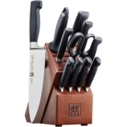 Zwilling J.a. Henckels Four Star 12-Pc. Knife Block Set