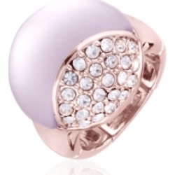 T Tahari Frosted Lucite Stretch Ring found on Bargain Bro India from Macys CA for $34.49