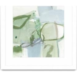 "Giant Art Olive I Matted and Framed Art Print, 36"" x 36"""