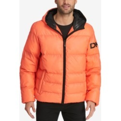 2f0594265 Dkny Men's Hooded Puffer Jacket, Created for Macy's
