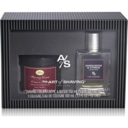 The Art of Shaving Men's 2-Pc. Sandalwood Fragrance Gift Set