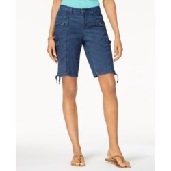 Style & Co Zipper Bermuda Cargo Shorts, Created for Macy's found on MODAPINS from Macys CA for USD $48.93