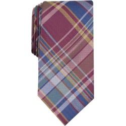 Club Room Men's Classic Plaid Tie, Created for Macy's