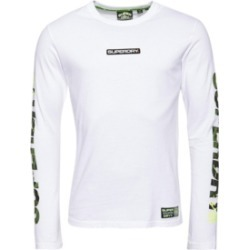 Superdry Trophy Camo Long Sleeve T-Shirt found on MODAPINS from Macys CA for USD $42.49