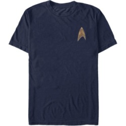 Fifth Sun Star Trek Discovery Men's Delta Command Badge Short Sleeve T-Shirt found on Bargain Bro Philippines from Macy's for $24.99