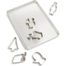 Martha Stewart Collection Cookie Sheet & Cutter Set, Created for Macy's found on Bargain Bro India from Macy's Australia for $37.94