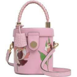 Radley London Kentucky Rose Small Leather Satchel found on MODAPINS from Macy's for USD $248.00