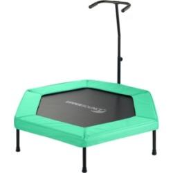 """Upper Bounce 40"""" Hexagonal Fitness Mini-Trampoline"""