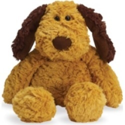 Manhattan Toy Delightfuls Duffy Dog 11 Inch Plush Toy