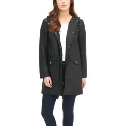 Levi's Midweight Rubberized Rain Fishtail Parka Jacket found on MODAPINS from Macy's for USD $100.00