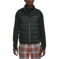 Original Penguin Men's Quilted Outdoor Sleeveless Vest found on MODAPINS from Macy's for USD $73.50