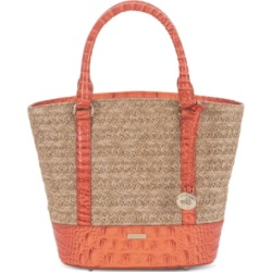Brahmin Bowie Leather Satchel found on MODAPINS from Macys CA for USD $327.16
