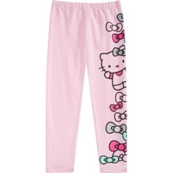Hello Kitty Little Girls Bow-Print Leggings found on MODAPINS from Macy's Australia for USD $17.02