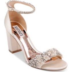 Badgley Mischka Finesse Evening Sandals Women's Shoes found on MODAPINS from Macy's Australia for USD $242.48