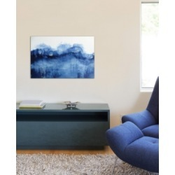 """iCanvas """"Arctic In Blue"""" by Kr Moehr Gallery-Wrapped Canvas Print"""