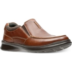 Clarks Men's Cotrell Free Leather Slip-Ons Men's Shoes found on Bargain Bro India from Macy's for $90.00