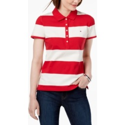 Tommy Hilfiger Striped Pique Polo Shirt found on MODAPINS from Macy's for USD $39.50