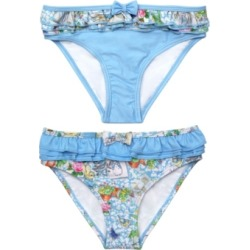 Beatrix Potter Baby Girls Scrapbook Print Frilled Nappy Swimsuit Bottom - Set of 2 found on Bargain Bro India from Macys CA for $28.33