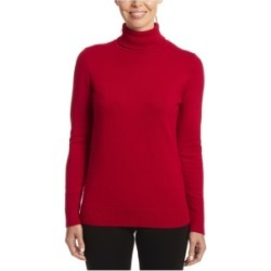 Joseph A Solid Turtleneck with Button Cuff found on MODAPINS from Macy's for USD $68.00