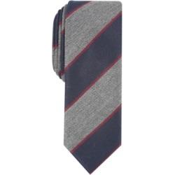 Penguin Men's Nathan Stripe Skinny Tie found on Bargain Bro India from Macys CA for $39.57
