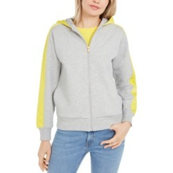 Escada Cotton Two-Tone Hoodie found on MODAPINS from Macy's for USD $375.00