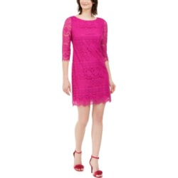 Jessica Howard Petite Lace Sheath Dress found on Bargain Bro Philippines from Macys CA for $93.91