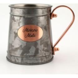 Thirstystone by Cambridge 20 oz Galvanized Moscow Mule Mug